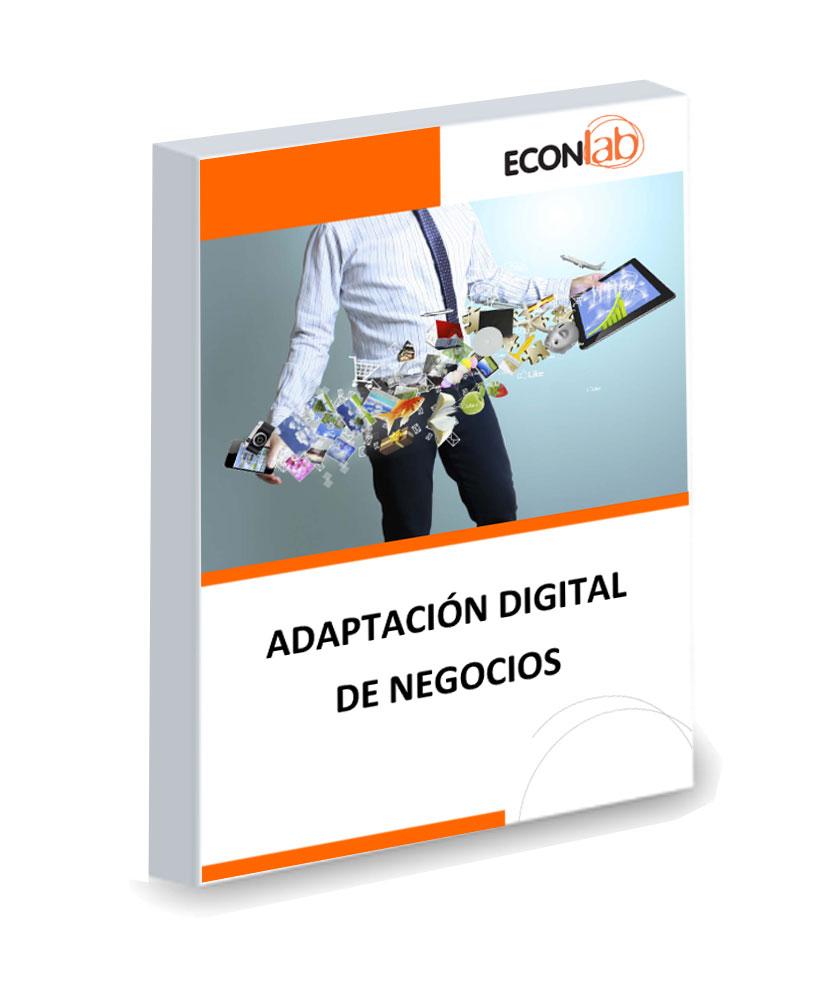 Adaptación Digital De Negocios