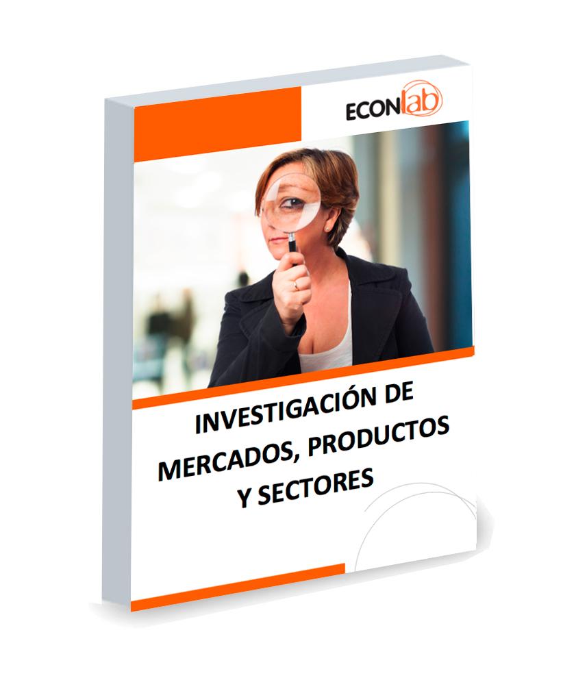 Investigación De Mercados, Productos Y Sectores