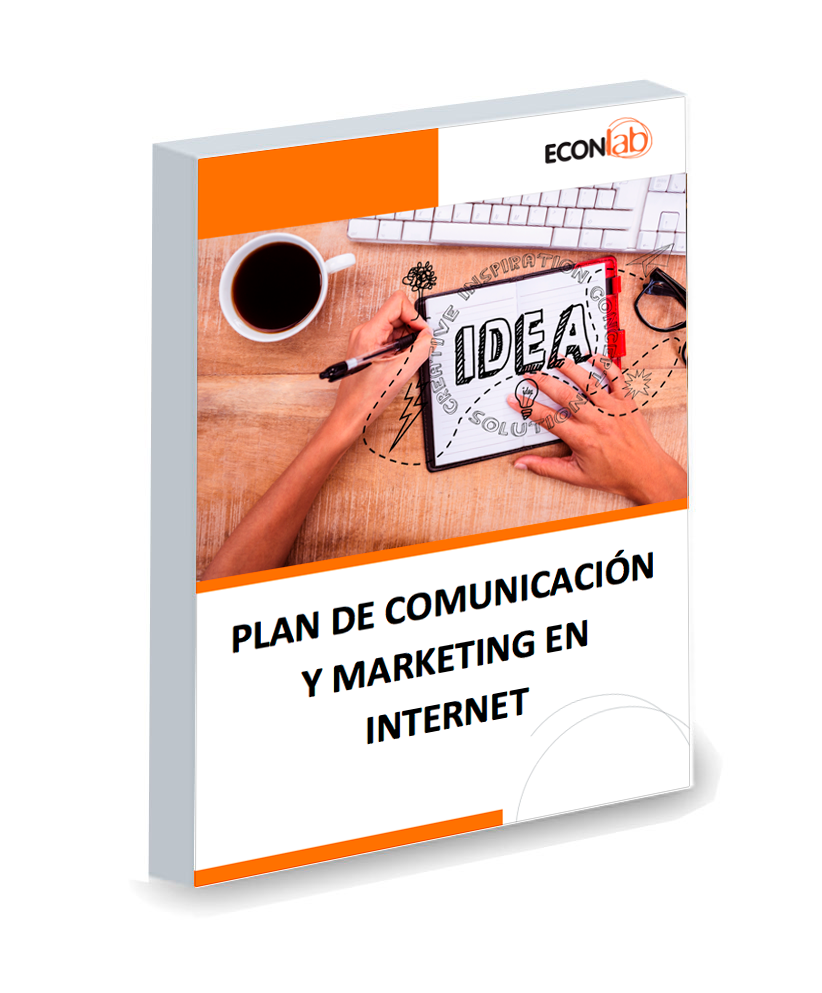 Plan De Comunicación Y Marketing En Internet