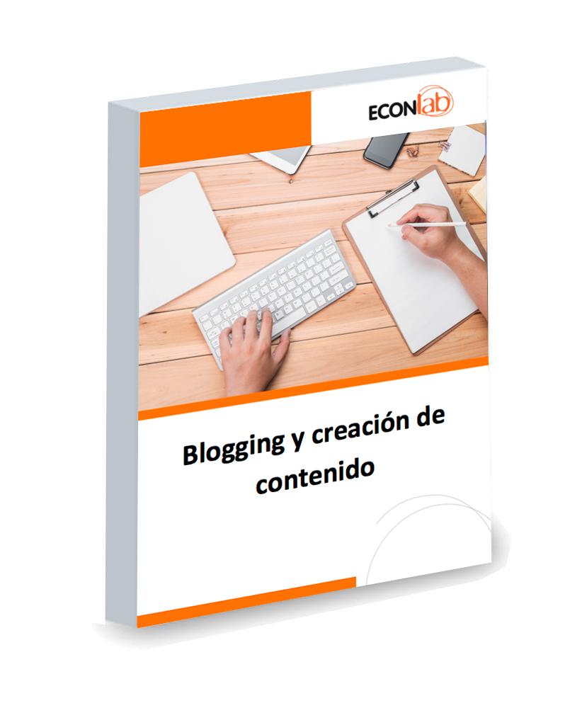 Blogging Y Creación De Contenido