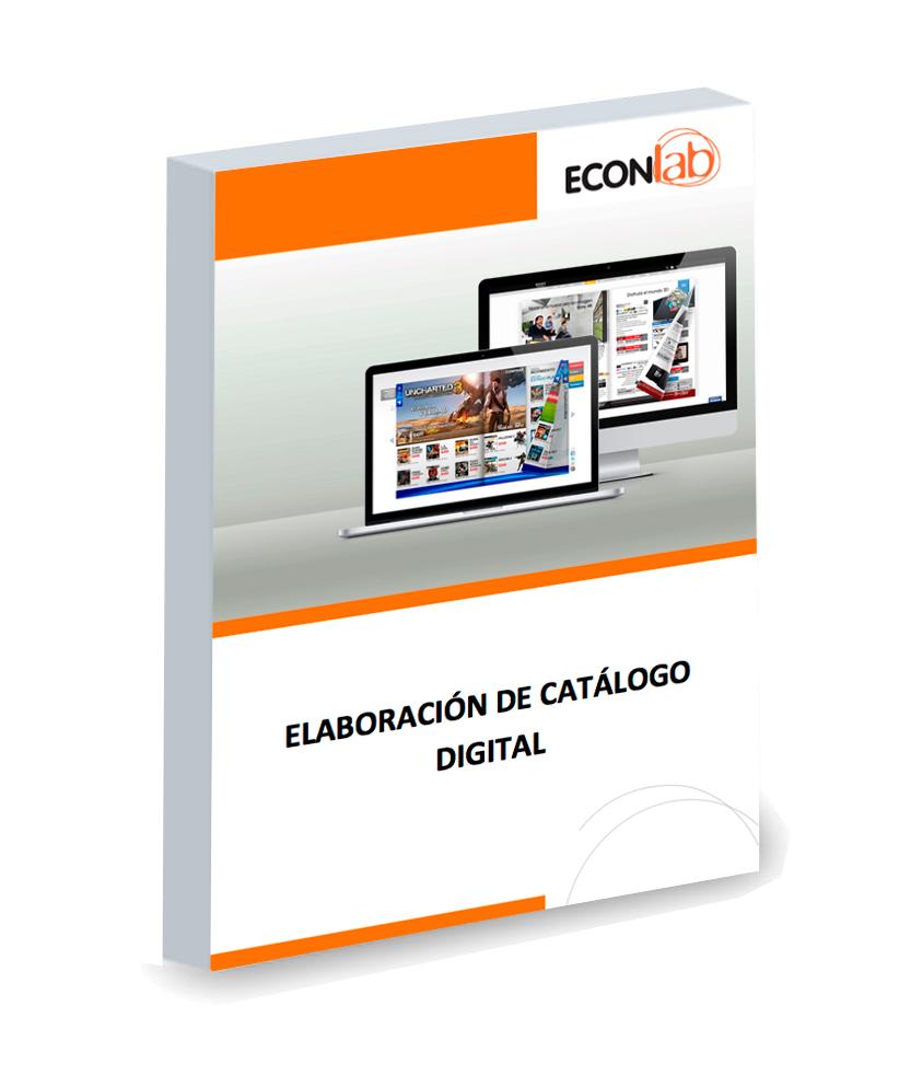 Elaboración De Catálogo Digital