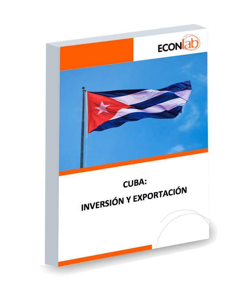 Cuba. Inversión Y Exportación