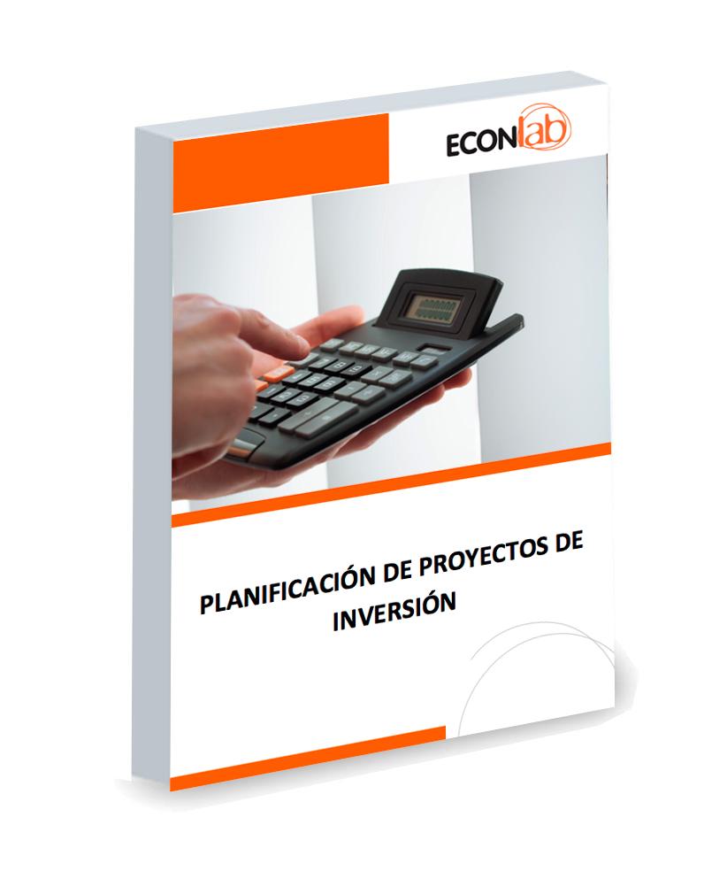 Planificación De Proyectos De Inversión