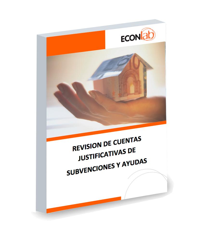 Revisión De Cuentas Justificativas De Subvenciones Y Ayudas