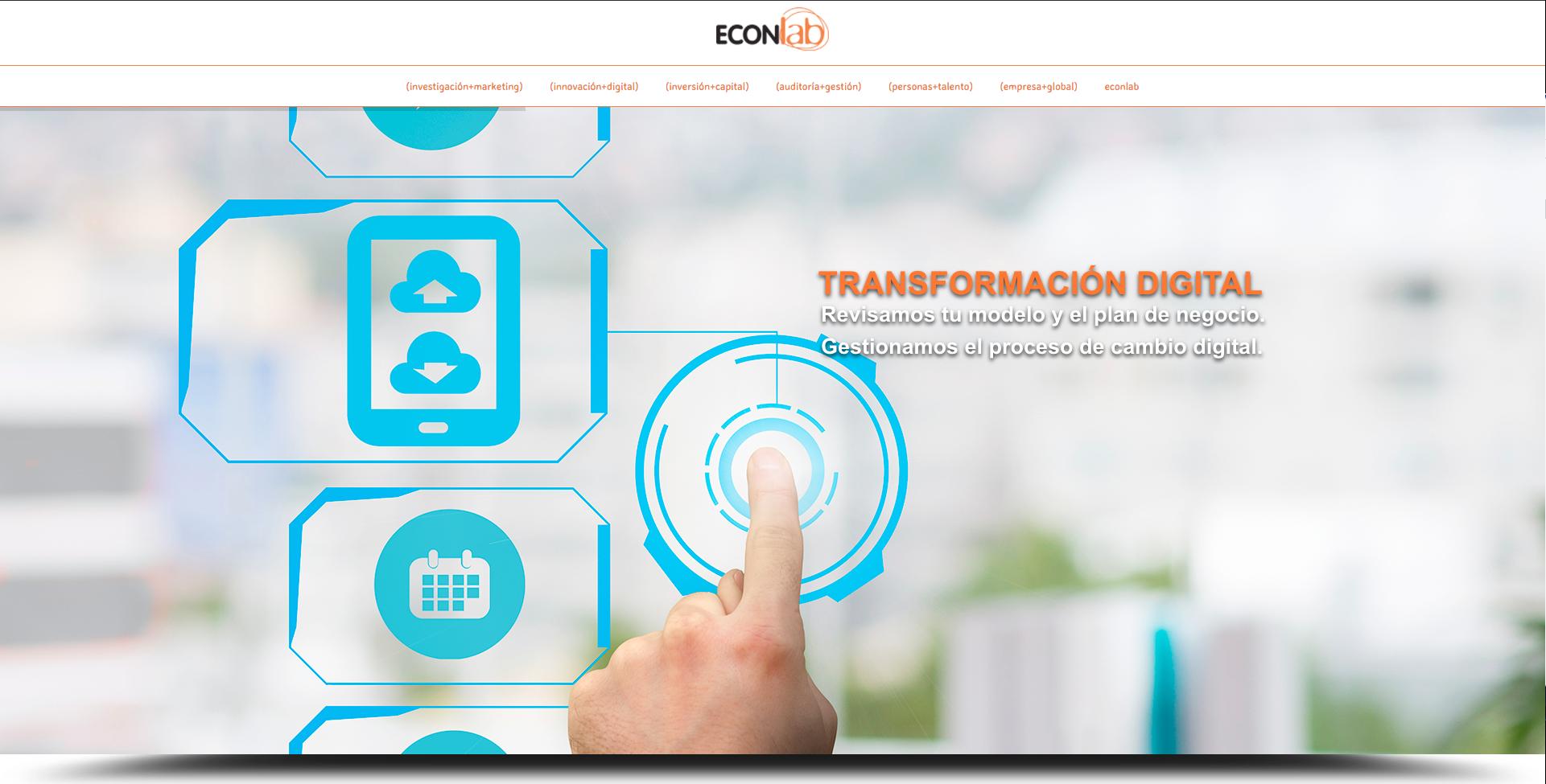 Nueva Web Corporativa De ECONLAB