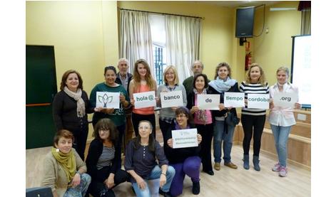 Colaboramos Con El Banco De Tiempo De Córdoba